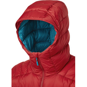 Rab Electron Pro Jacket Men, ascent red